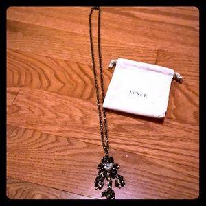 J. Crew pendant necklace